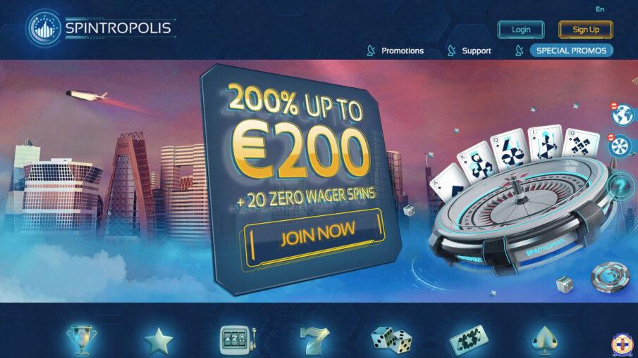 Casino spintripolis